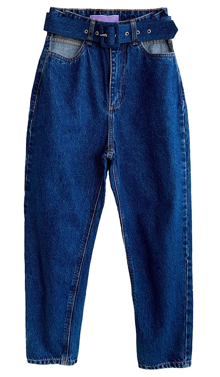 Calça Jeans MALIBU Escura