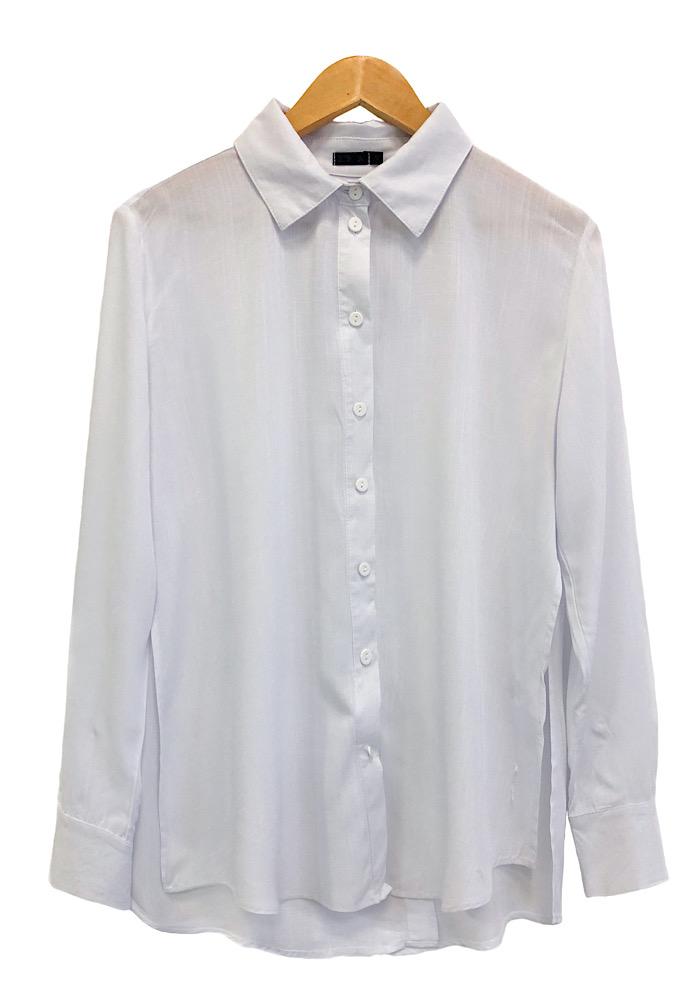 Camisa Feminina NATALI Branca