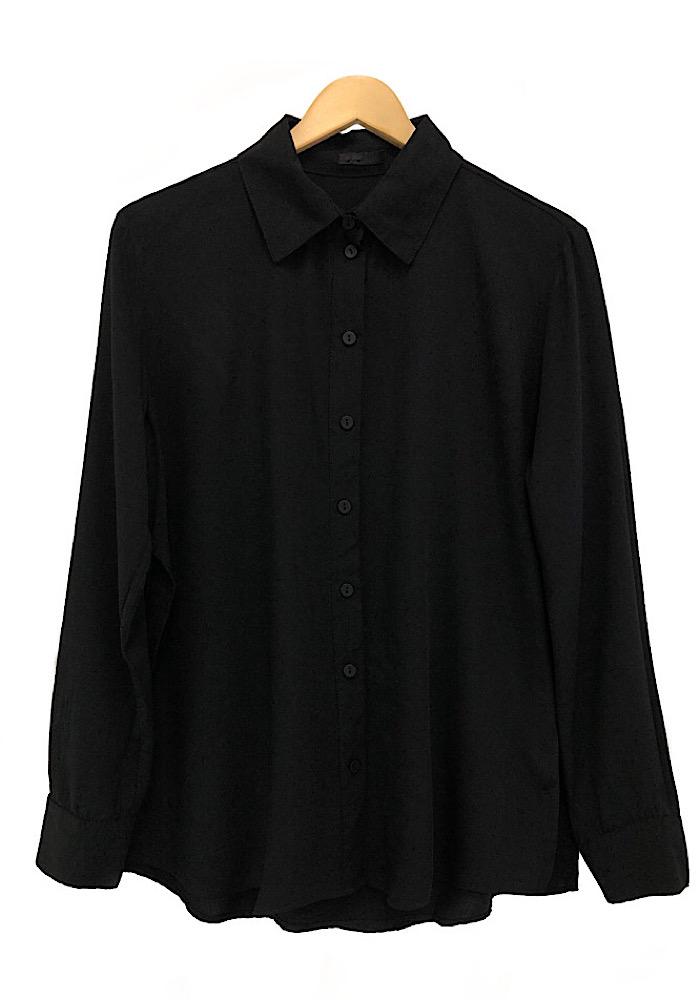 Camisa Feminina NATALI Preta