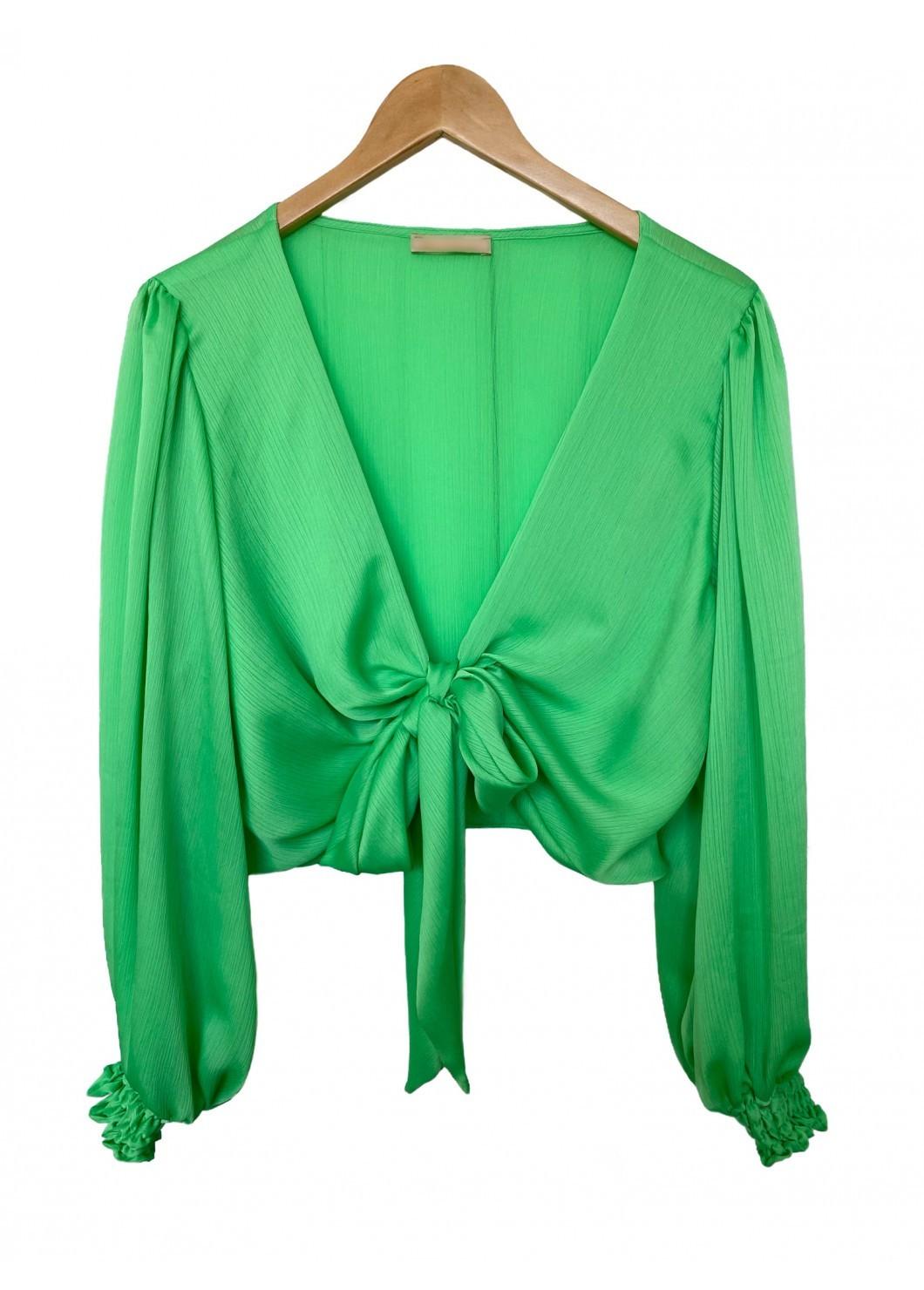 Camisa LEONE Verde