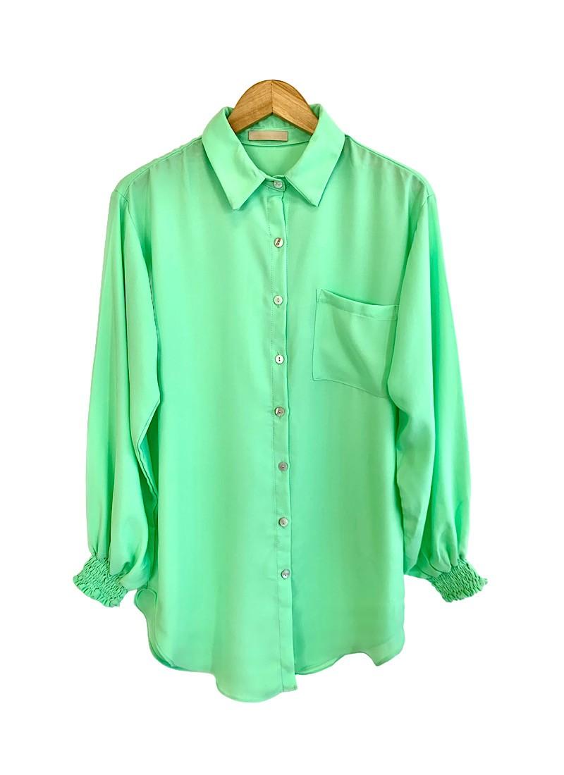 Camisa SOFIE Verde