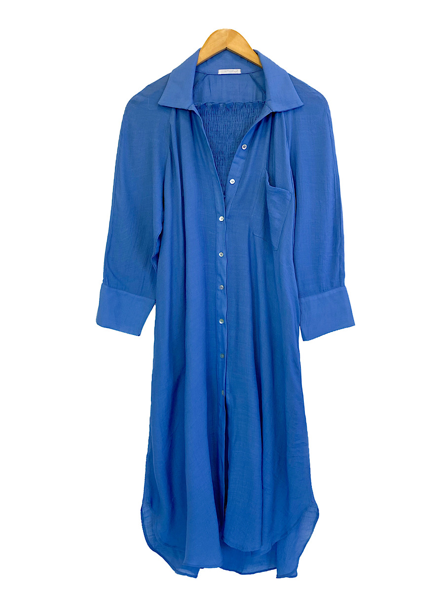 Chemise Feminina LAURA Azul