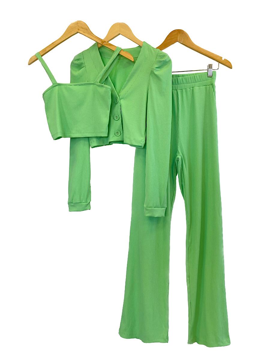 Conjunto Feminino CAMILA Verde