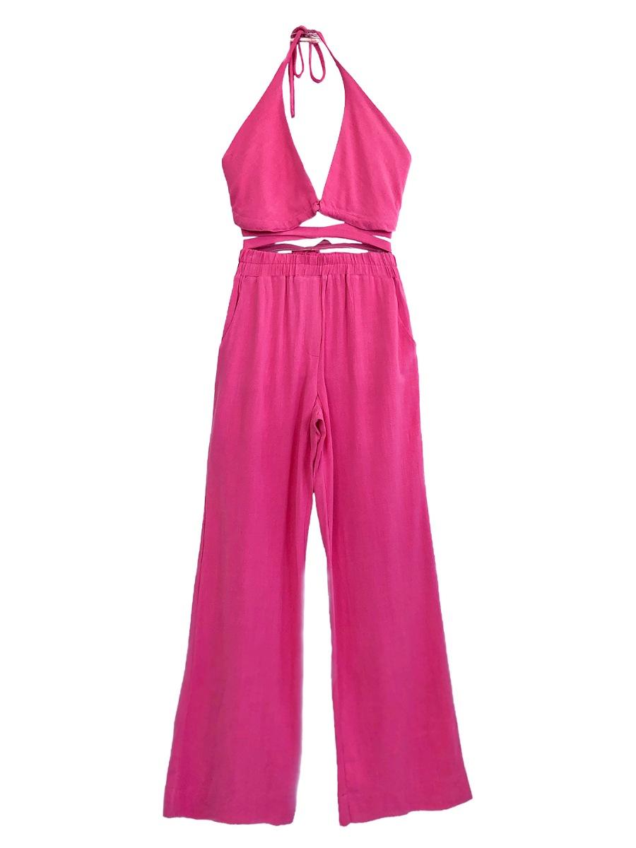 Conjunto Feminino TRANCOSO Pink