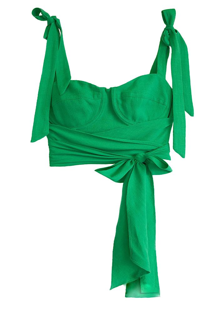 Cropped CARMELA Verde