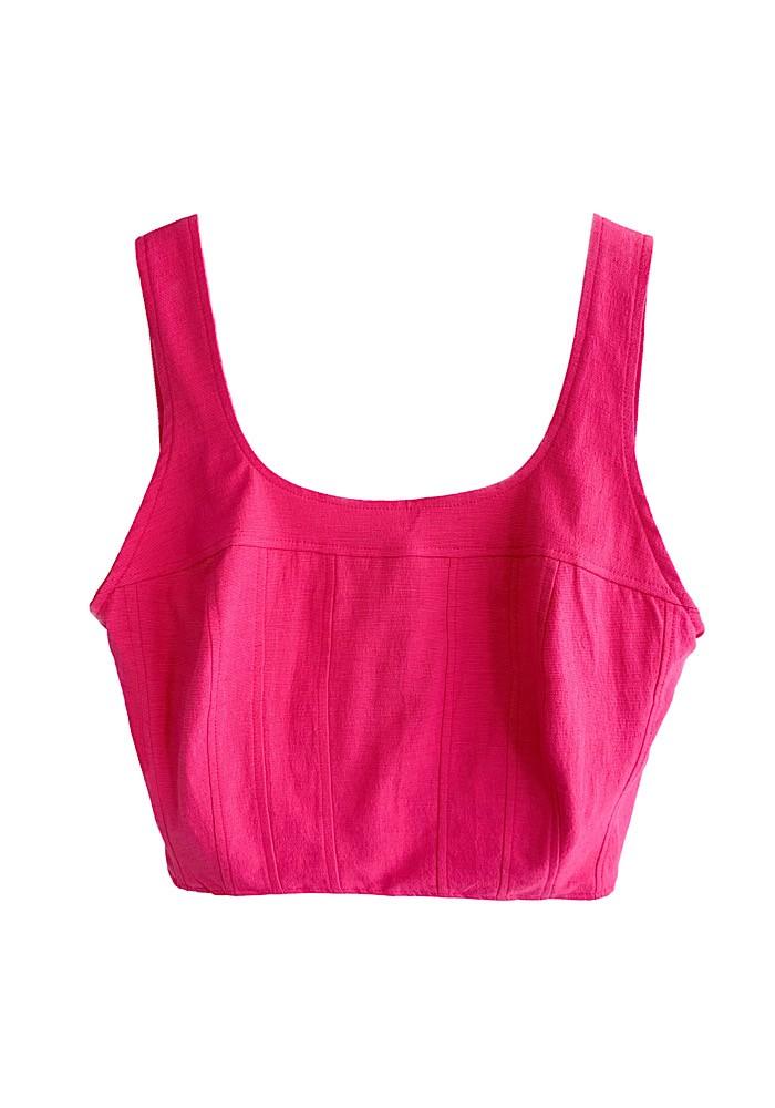 Cropped ISADORA Pink