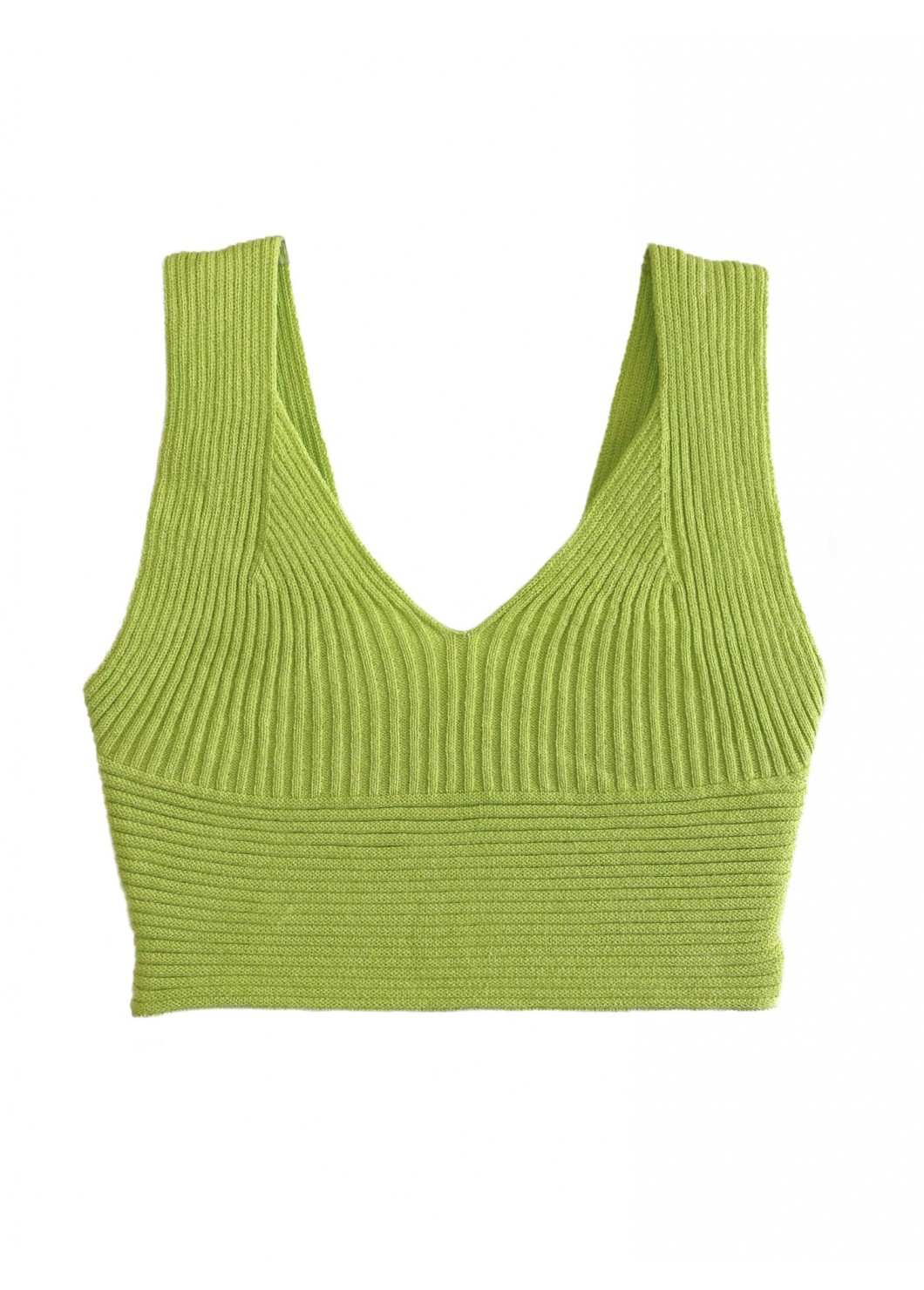 Cropped LAÍS Verde Neon