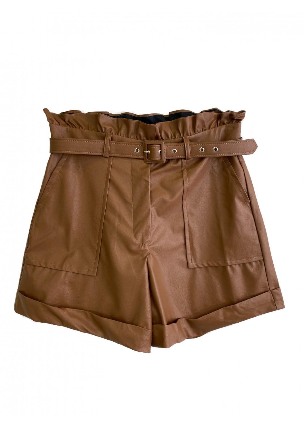 Shorts LIA Camel