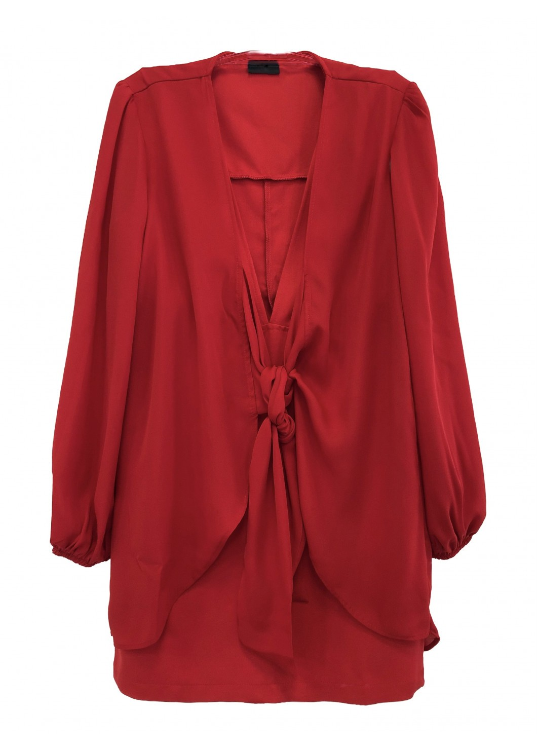 Vestido BAHAMAS Vermelho