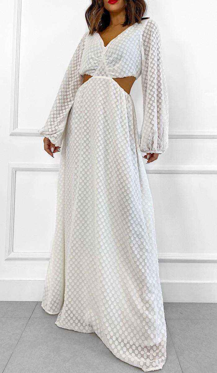 Vestido CELEBRATE Branco
