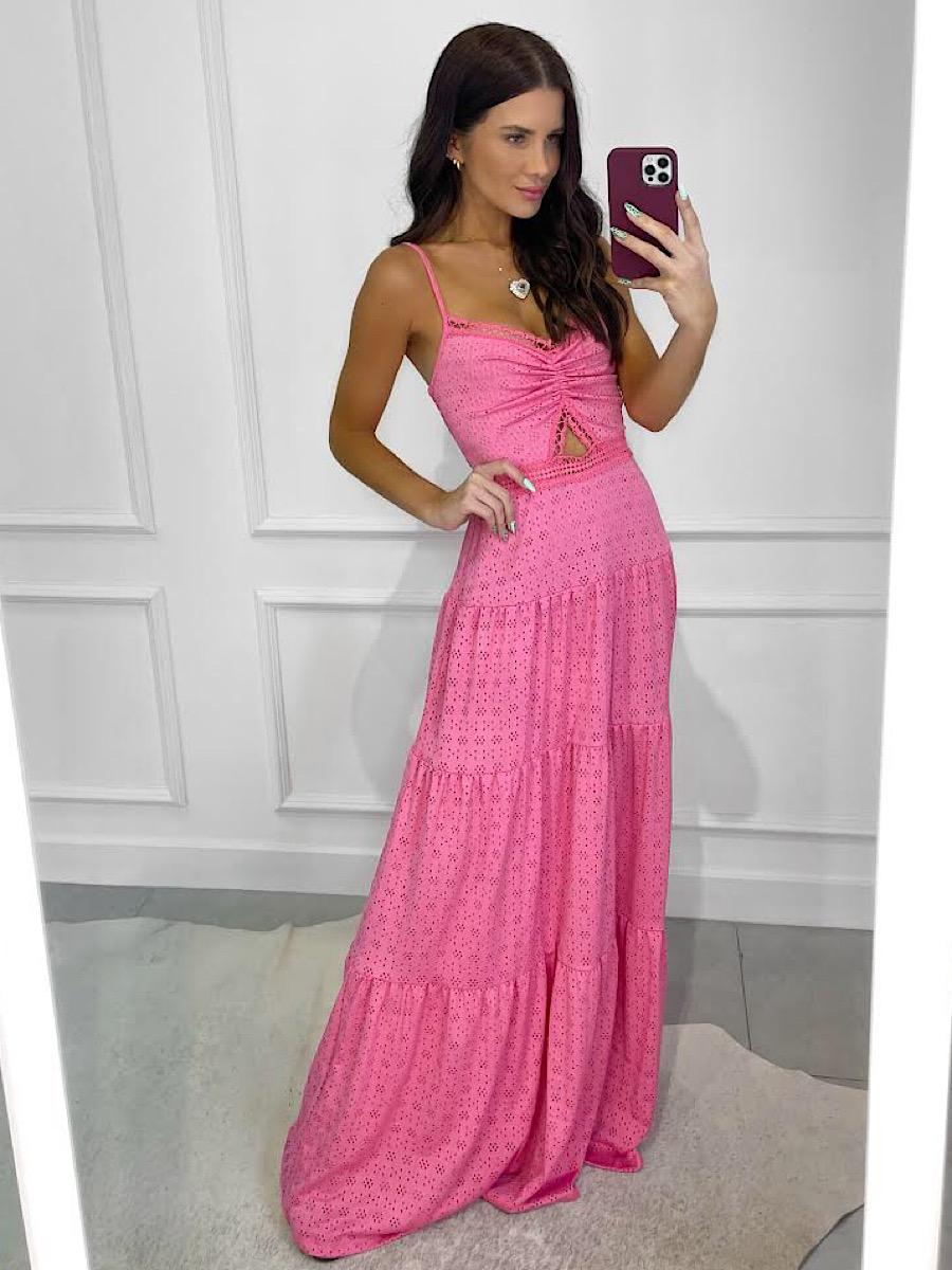 Vestido DUBAI Rosa