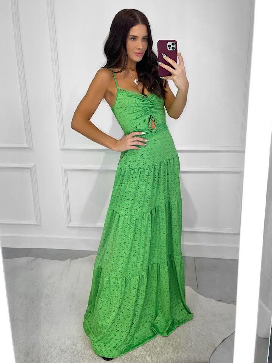 Vestido DUBAI Verde