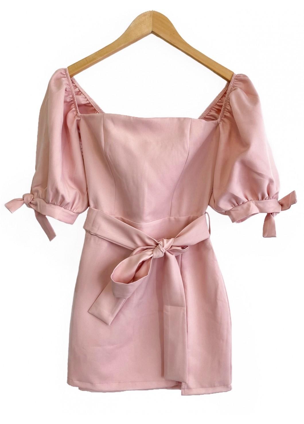 Vestido LEONE Rose