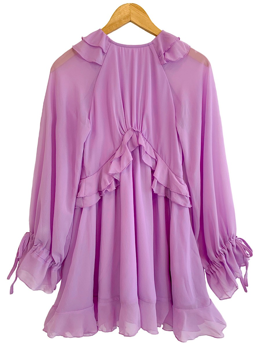 Vestido LÍVIA Lavanda