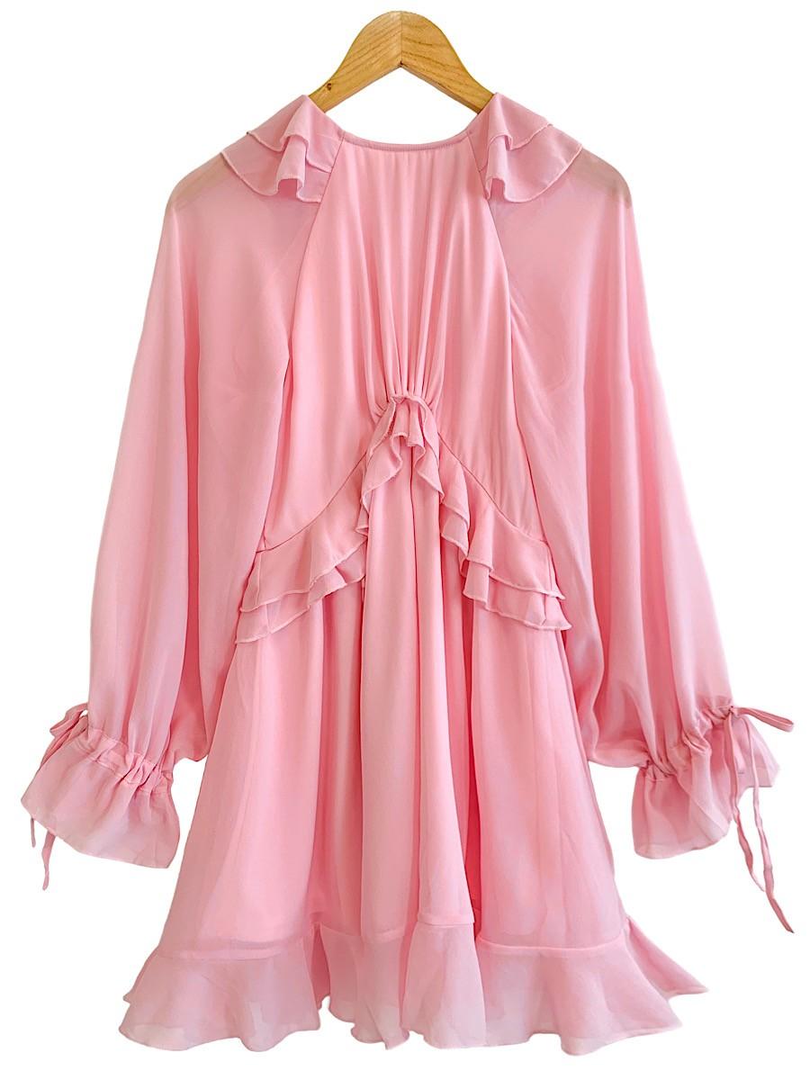 Vestido LÍVIA Rosa