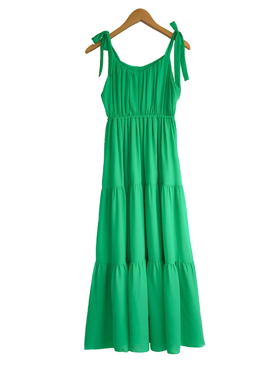 Vestido MIKA Verde
