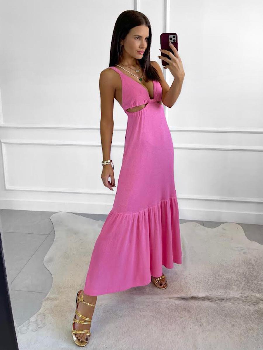Vestido PARGUS Rosa