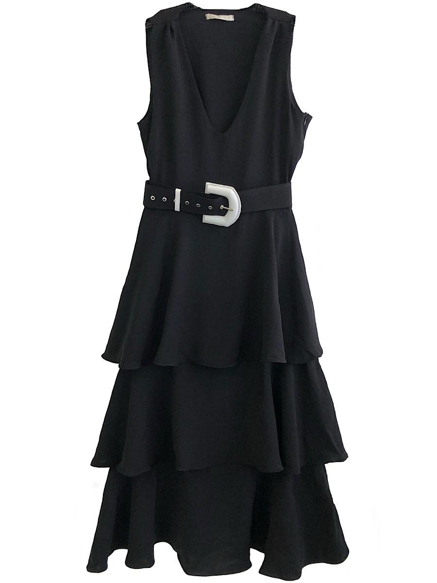 Vestido RAISSA Preto