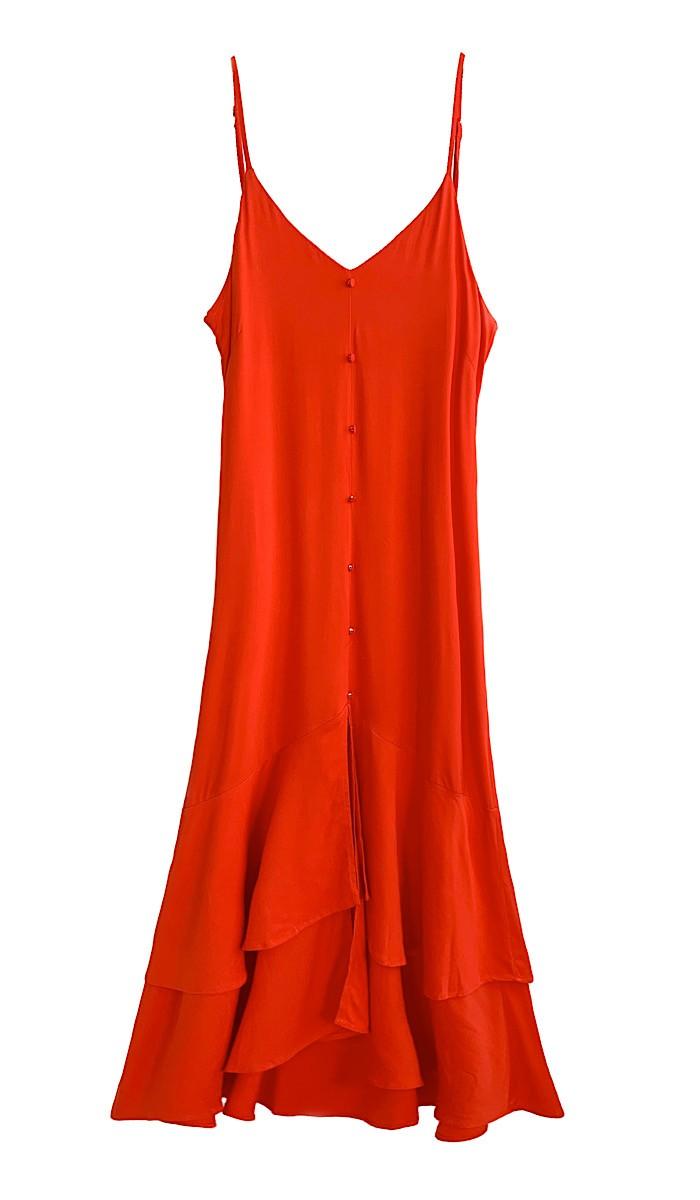 Vestido RENATA Vermelho