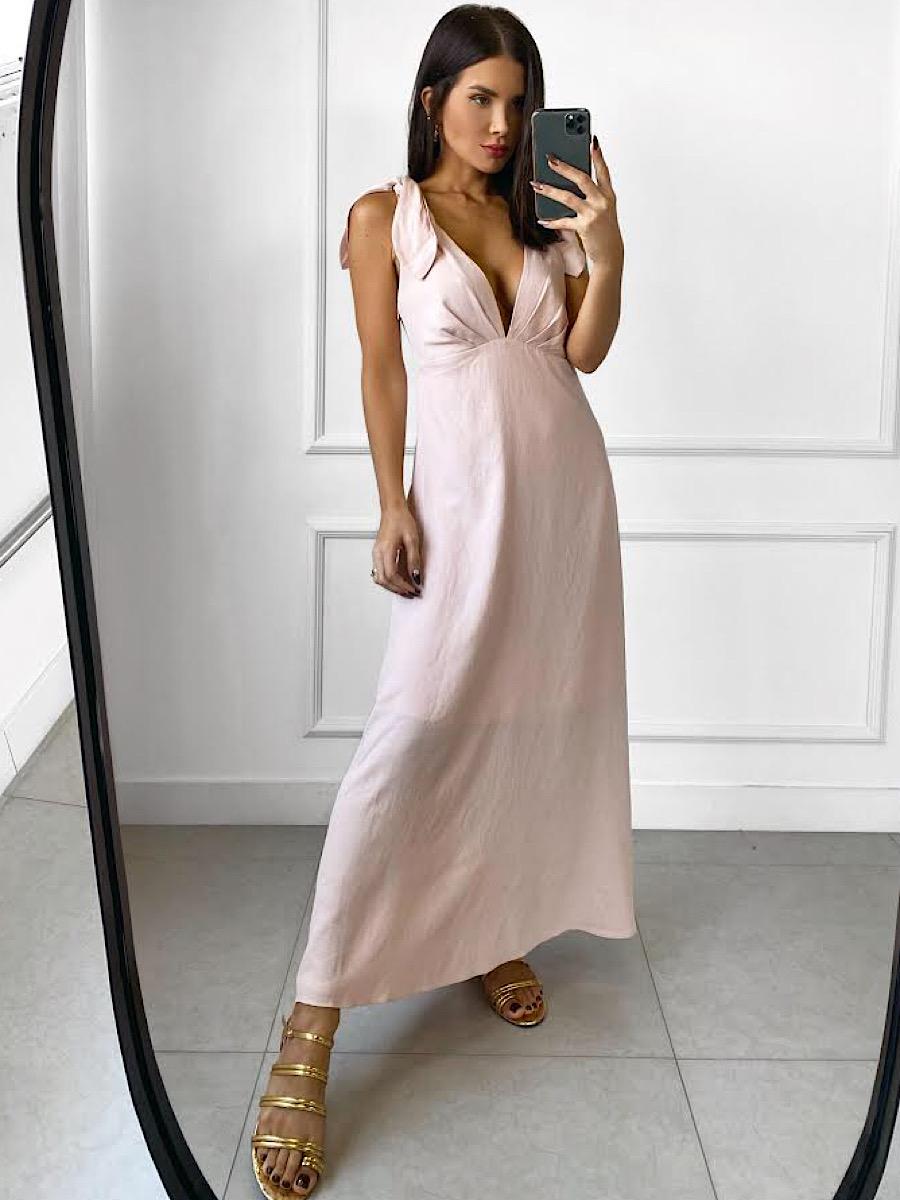 Vestido SARAH Rose