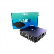 Smart Tv Box Inova DIG-7021 4G + 32GB Ultra Hd 4K Android