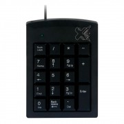 Teclado Numérico USB Maxprint Impact ABNT2 - 6013523