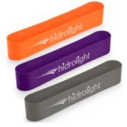 Kit Mini Band C/ 3 Faixas Hidrolight