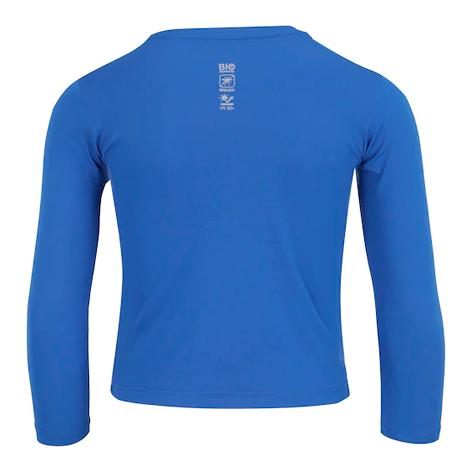 Camiseta Manga Longa Infantil Lupo com Proteção Solar UV KM Repelente
