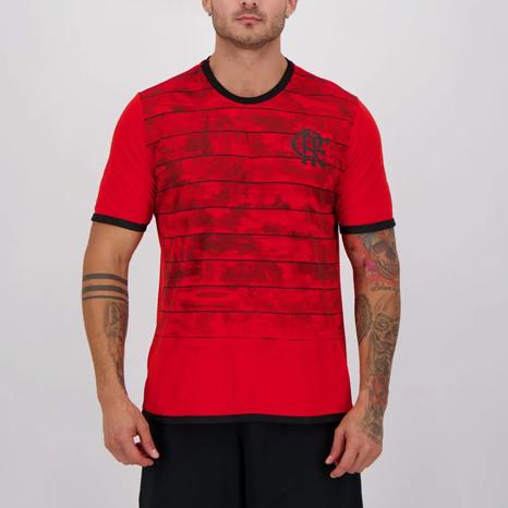 Camisa Flamengo Scrull