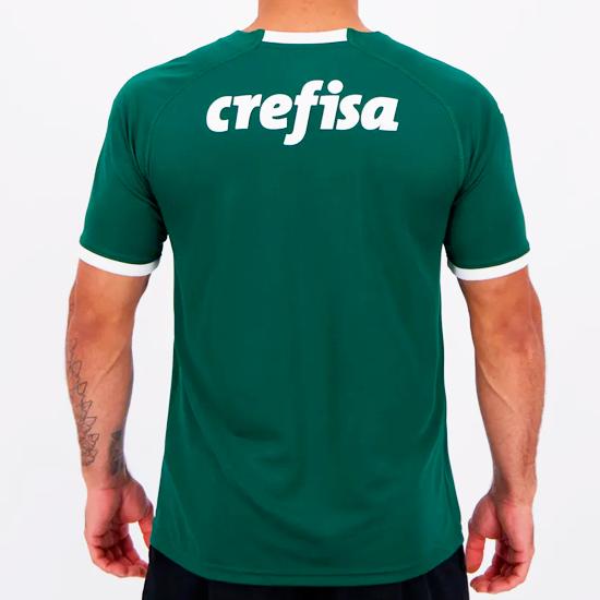 Camisa Puma Palmeiras I 2019