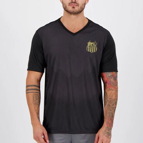 Camisa Santos Parrot