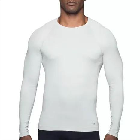 Camiseta Térmica Masculina Lupo Proteção UV Manga longa