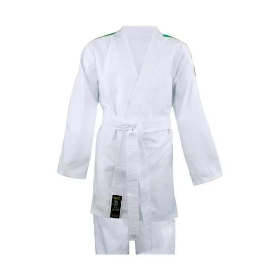 Kimono de Judô Adulto Shogum Branco