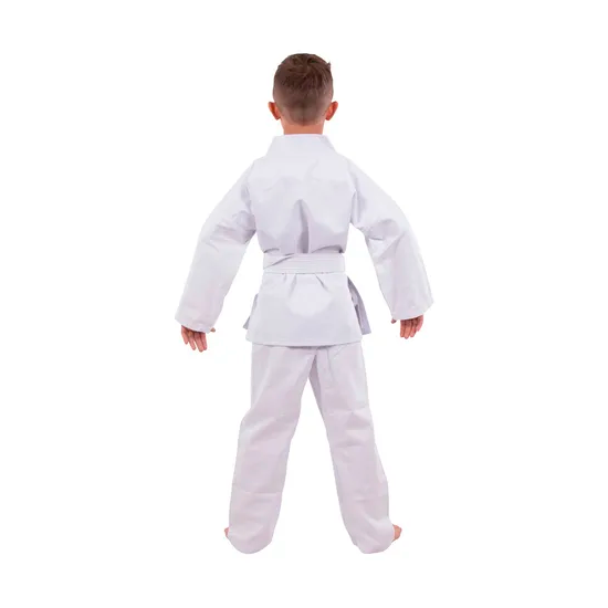 Kimono de Karatê Infantil Torah Branco