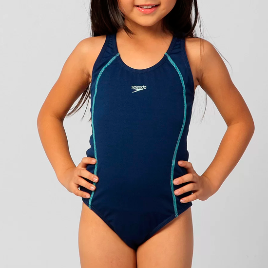 Maiô Speedo Acqua Basic Infantil
