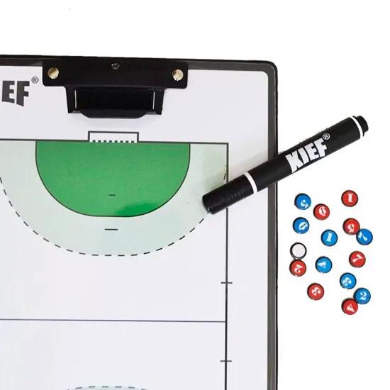 Prancheta Tática Kief Magnética Handebol