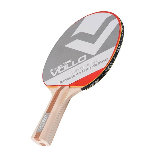 Raquete de Tênis de Mesa Ping Pong Vollo Energy 1000