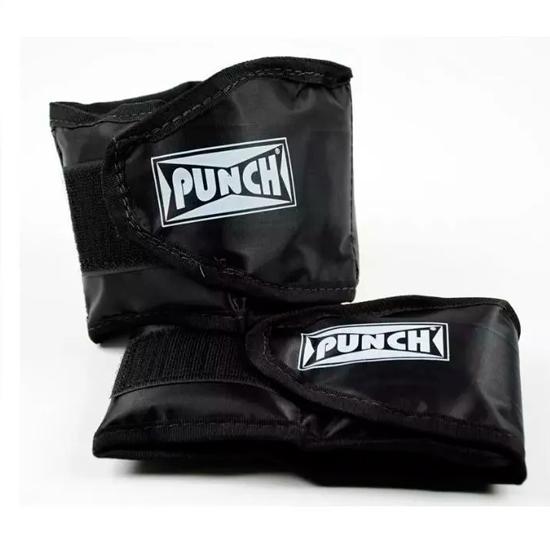 Tornozeleira de 1kg Par Punch