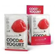 Coco Yogurt Frutas Vermelhas 30g - PURA VIDA - 026