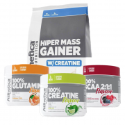 Combo Mass Flavour Athletica