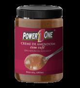 Creme de Amendoim Power One - Café 1,005kg