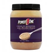 Creme de Amendoim Power One - Chocolate Branco 1,005 kg