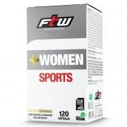 FTW +WOMEN SPORTS - 120 CAPS