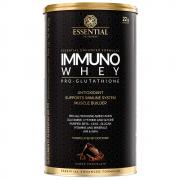 Immuno Whey Pro Glutathione Cacao Lata 465g 15Ds Essential