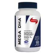 MEGA DHA (120Caps) - VITAFOR