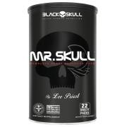 MR SKULL   22 MULTI PACKS BLACK SKULL