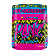 Panic Pré Workout 450g - Adaptogen