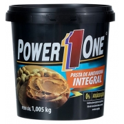 Pasta de Amendoim Pwer One Integral 1KG
