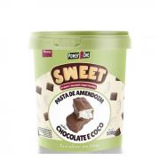 Pasta de Amendoim Sweet Power One - Chocolate e Coco 500 G