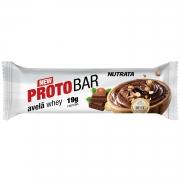 ProtoBar  Leite e Avelã 70g Nutrata - 050